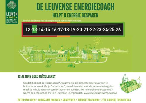 ThermoCard Leuven